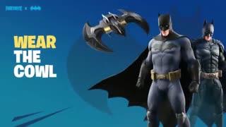 Fortnite x Batman رویداد ویژه بتمن به مناسبت روز جهانی بتمن