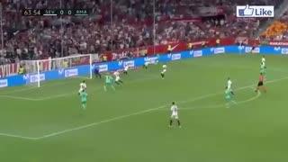 خلاصه بازی سویا 0 - رئال مادرید (لالیگا اسپانیا)