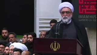 سخنان تولیت آستان قدس رضوی در دیدار جمعی از موکب داران عراقی با رهبر معظم انقلاب