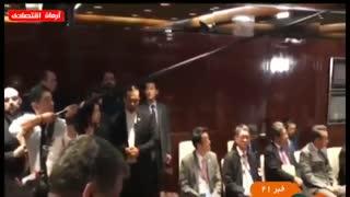 اتفاقات امروز حضور سران در مقر سازمان ملل؛ از دیدارهای روحانی تا اظهارات ترامپ