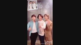 ✨پسرا به مناسبت افتتاح کانالشون در TikTok این ویدیوهارو در اون پست کردند...