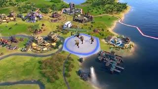 Civilization VI – Announce Trailer PS4