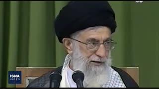 دیدگاه مقام معظم رهبری درباره اشعار مولانا