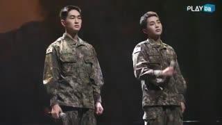 온유(SHINEE ONEW), 시우민(EXO XIUMIN) military musical