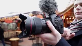 لنز کانن 35-16میلیمتری f2/8مارک 3/اجاره لنزهای عکاسی و فیلمبرداری