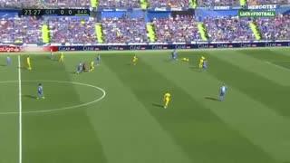 خلاصه بازی ختافه 0 - بارسلونا 2 (لالیگا اسپانیا)