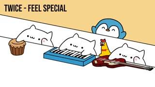 Feel special ورژن گربه ای :)