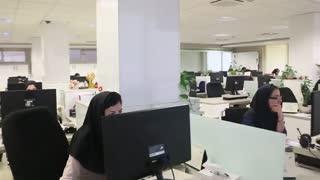 حمیدرضا رزاق نوری، مدیر واحد راهکارهای بانکی داتین از محصول بانکداری متمرکز این شرکت میگوید