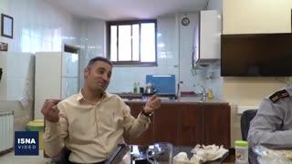 گپی کوتاه با چند آتشنشان اصفهانی