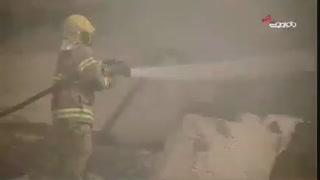 آتشنشانان حرم