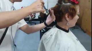 آموزش مدل مو کوتاه پیکسی- مومیس مشاور و مرجع تخصصی مو