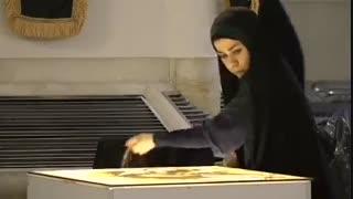 شاهکار دختر امام رضایی