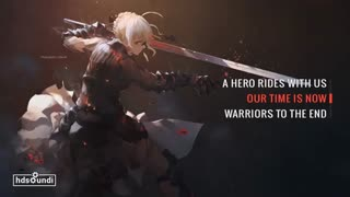 WARRIORS TO THE END