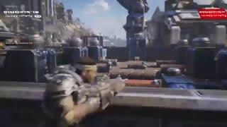 تریلر حالت تمرینی بازی Gears 5
