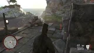 پیش نمایش چیت بازی Sniper Elite 4