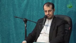استاد خاتمی نژاد - چه خوب است امامَت دلتنگ تو باشد؛ عمار باشی... عباس... یا چمران