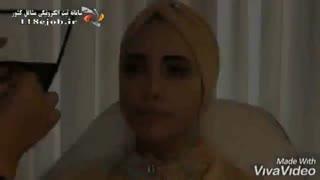 سالن تخصصی عروس نادیا حبیب زاده در رشت