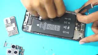 طریقه باز کردن آیفون 11 Pro Max