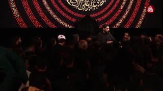 حاج سید مجید بنی فاطمه روضه خوانی شب اول صفر ۹۸ Majid Banifatemeh