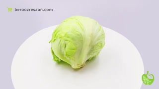 کاهو پیچ دستچین سیب سبز-به روز رسان