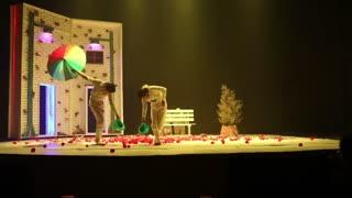 ایران تئاتر،محسن اردشیر،کمپانی سونر،_فروغ فرخزاد_ نمایش خانه سیاه است28-Iran theater _mohsen ardeshir the house is black