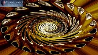 موسیقی امواج باینورال - حوزه گاما- برای بیداری ذهنی، بالا بردن هوشیاری، عشق و هارمونی