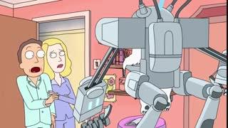 انیمیشن Rick and Morty ریک و مورتی فصل 1 قسمت 2 با زیرنویس فارسی