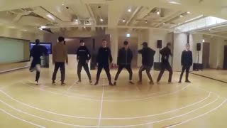 'Electric Kiss' Dance Practice