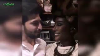 سفر دختر ملکه آفریقا به ایران