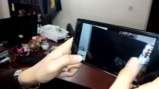 واقعیت افزوده سه بعدی ال سی دی LG