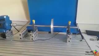 نگار پژوه ::  نویز در سیستم دوار rotary system noise