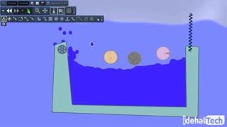 معرفی برنامه شبیه ساز ۲ و ۳ بعدی یادگیری فیزیک