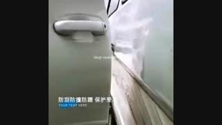 چسب محافظ درب خودرو