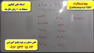 کاملترین پکیج آموزشی زبان فرانسه ـ آموزش مکالمه ، لغات و گرامر فرانسه
