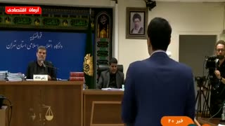پنجمین جلسه دادگاه  قاچاق قطعات خودرو گروه عظام؛ از «ایروانی» نترس!