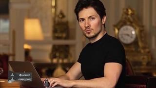 زندگینامه پاول دورف، موسس پیامرسان تلگرام