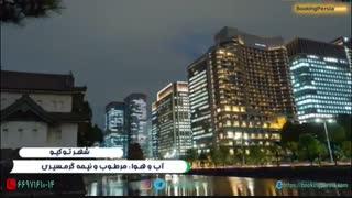 توکیو، دهکده کوچک ماهیگیران پایتخت ژاپن شد! - بوکینگ پرشیا