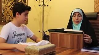 مستند آموزش تندخوانی جهشی قرآن کریم (تحدیر) موسسه قرآنی علیین