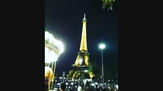 پاریس شهر عشق و نور . البته برای موش ها