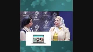 مصاحبه ی دکتر شهناز شایان فر در خصوص لابیاپلاستی در پانزدهمین کنگره ی بین المللی زنان و مامایی ایران