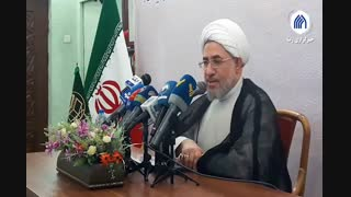 نشست خبری دبیرکل مجمع جهانی تقریب