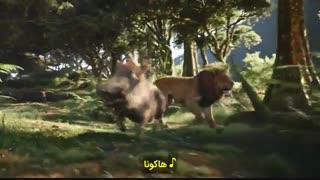 انیمیشن فوق العاده و زیبای شیرشاه The Lion King 2019 +زیرنویس چسبیده فارسی