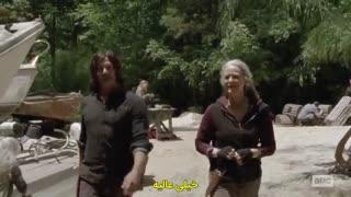 قسمت اول از فصل دهم سریال مردگان متحرک The Walking Dead S10E01 با زیرنویس چسبیده فارسی