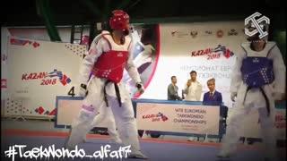 Aaron cook (MDA) - Taekwondo Highlights