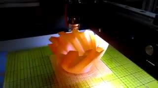 چاپ سه بعدی | ساخت افزایشی