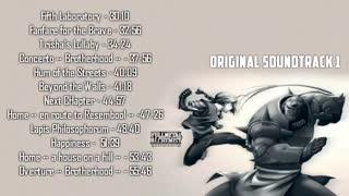 موسیقی متن انیمه کیمیاگر تمام فلزی: برداری Fullmetal Alchemist: Brotherhood