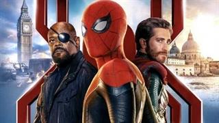 دانلود فیلم Spider-Man: Far From Home با دوبله فارسی