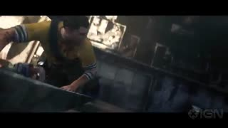 Dying light run boy run trailer