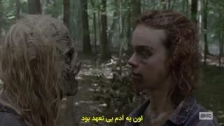 قسمت دوم از فصل دهم سریال مردگان متحرک The Walking Dead S10E02 با زیرنویس چسبیده فارسی