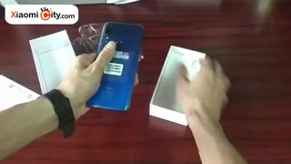 جعبه گشایی گوشی موبایل شیائومی مدل Redmi 7